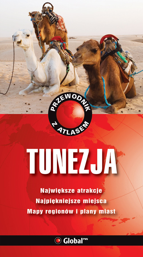 Przewodnik z atlasem Tunezja