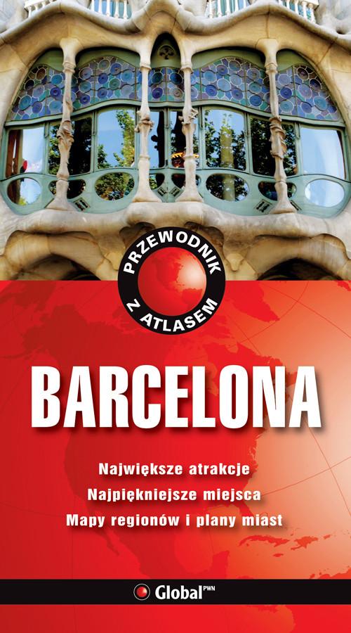 Przewodnik z atlasem Barcelona