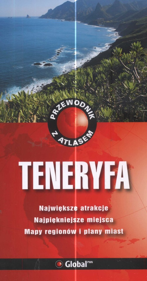 Przewodnik z atlasem Teneryfa
