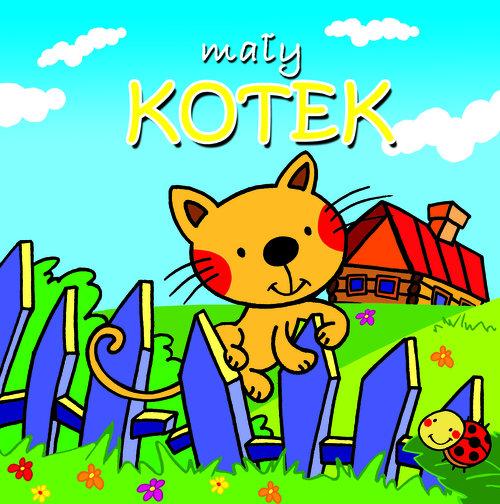 Mały kotek - Kotlonek Anna