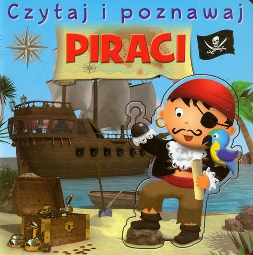 Piraci Czytaj i poznawaj - Belineau Nathalie, Beaumont Emilie