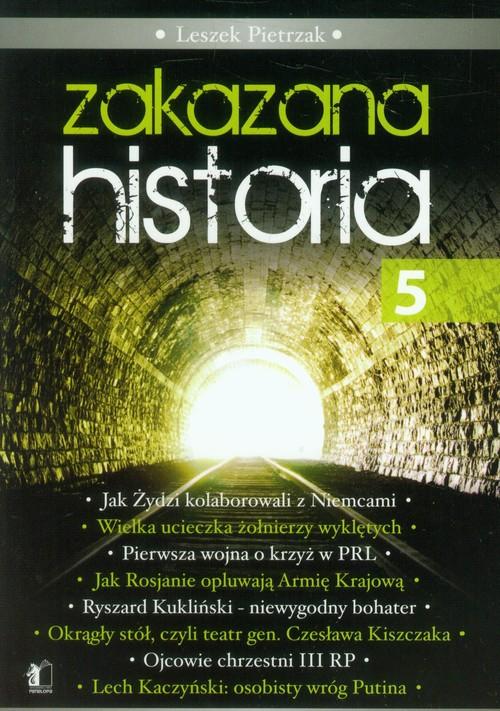 Zakazana historia 5 - Pietrzak Leszek