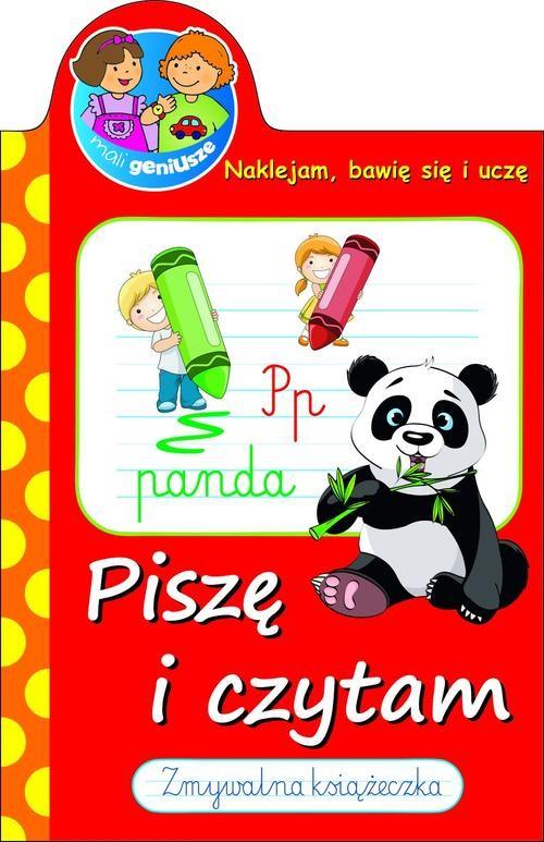 Mali geniusze Piszę i czytam - Wiśniewska Anna