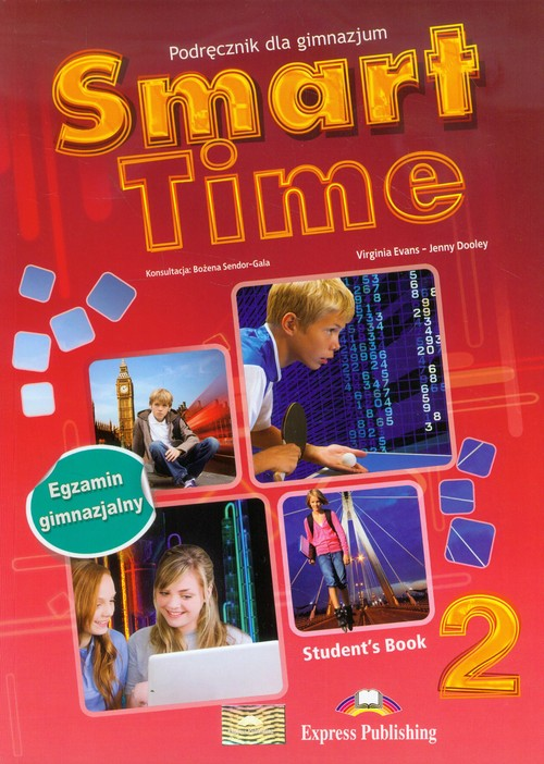 Smart Time 2 Język angielski Podręcznik - Evans Virginia, Dooley Jenny