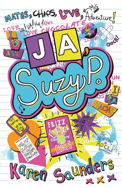 Ja Suzy P. - Saunders Karen