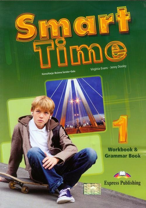 Smart Time 1 Język angielski Workbook and Grammar Book - Evans Virginia, Dooley Jenny