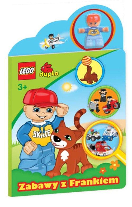 Lego Duplo Zabawy z Frankiem - brak