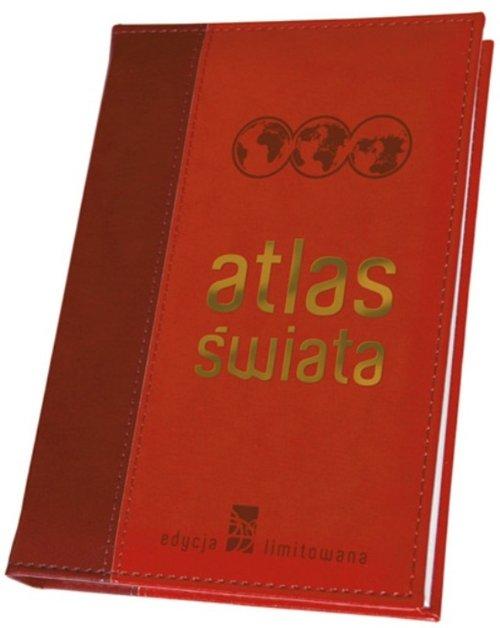 Atlas świata edycja limitowana - OPRACOWANIE ZBIOROWE