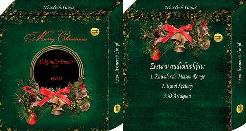 AUDIOBOOK Aleksander Dumas - Zestaw świąteczny - Dumas Aleksander