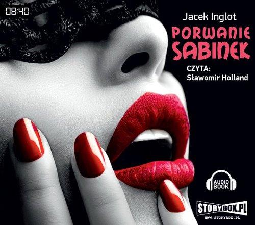 AUDIOBOOK Porwanie Sabinek - Inglot Jacek