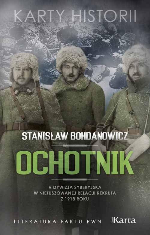 Ochotnik - Bohdanowicz Stanisław