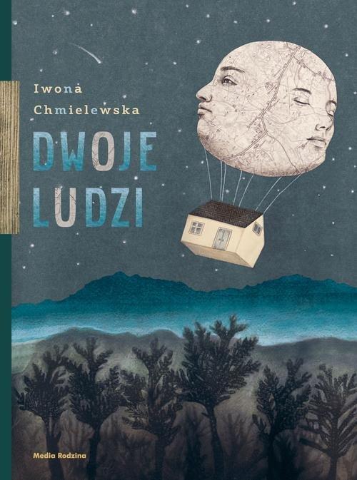 Dwoje ludzi - Chmielewska Iwona