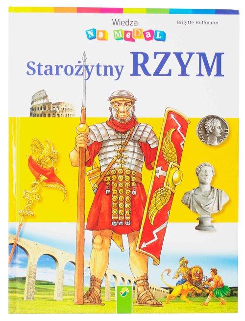 Wiedza na medal Starożytny Rzym - Hoffmann Brigitte