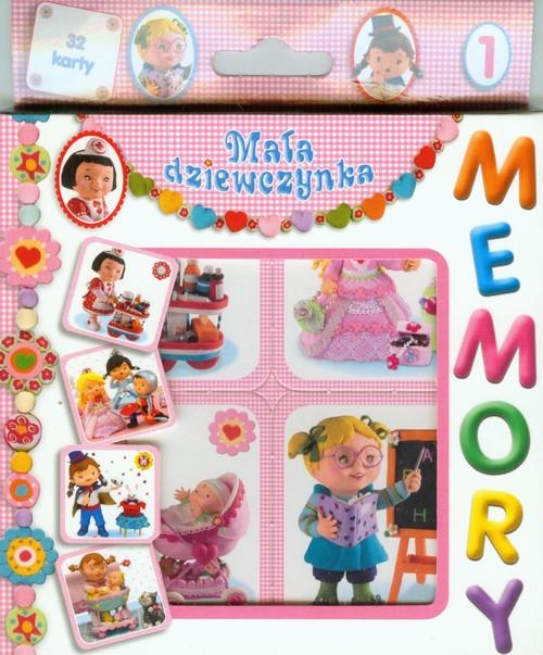 Memory 1 Mała dziewczynka - Wiśniewska Anna
