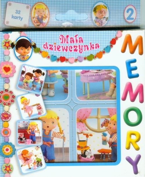 Memory 2 Mała dziewczynka - Wiśniewska Anna