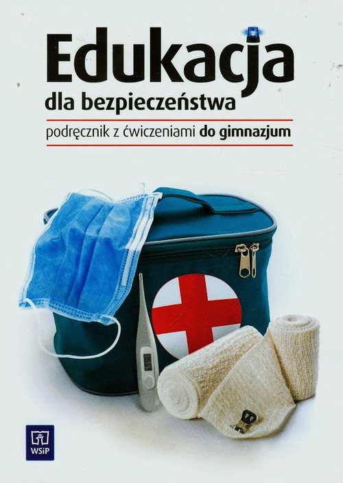 Edukacja dla bezpieczeństwa Podręcznik z ćwiczeniami - Breitkopf Bogusława, Czyżow Dariusz