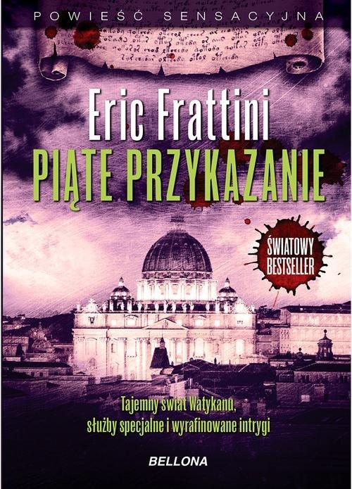 Piąte przykazanie - Frattini Eric