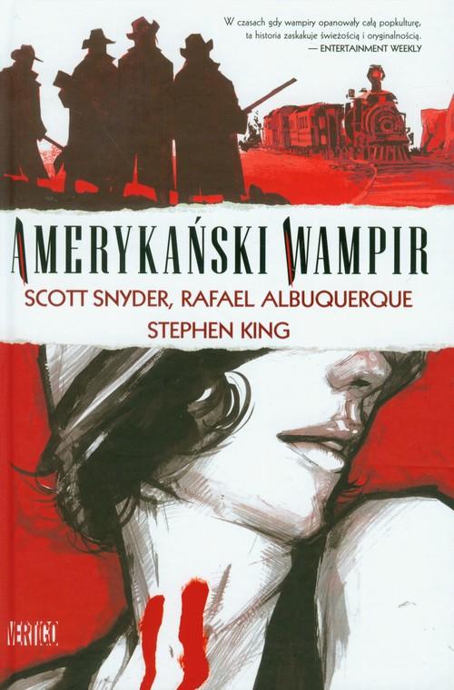 Obrazy Grozy Amerykański wampir - King Stephen