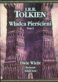 Władca Pierścieni tom 2 Dwie Wieże