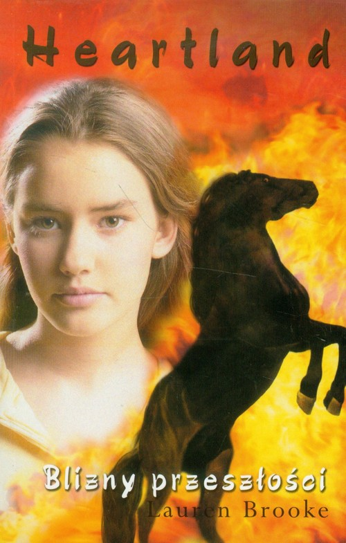 Heartland 7 Blizny przeszłości - Brooke Lauren