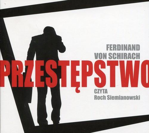 AUDIOBOOK Przestępstwo - Schirach von Ferdinand