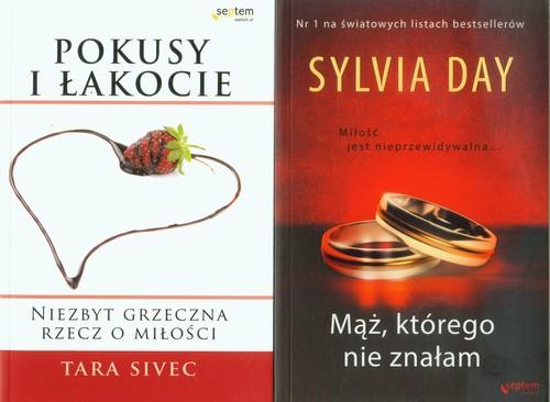 Mąż, którego nie znałam / Pokusy i łakocie - Day Sylvia, Sivec Tara