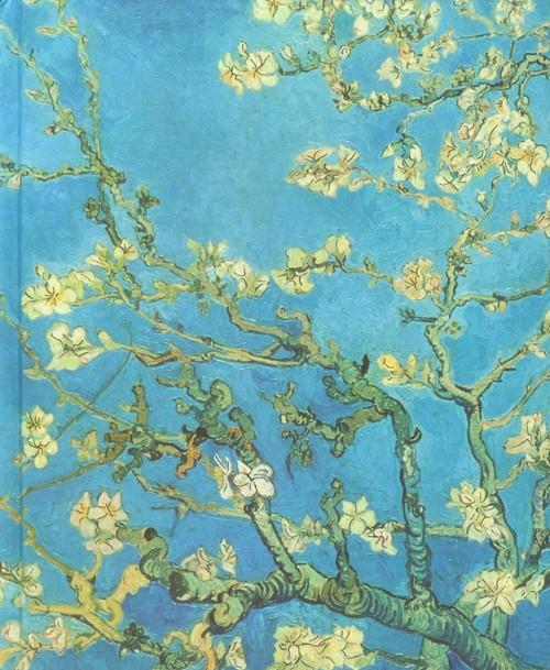 Notatnik Duży Kwiat Migdału - brak