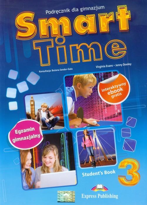 Smart Time 3 Podręcznik - Dooley Jenny, Evans Virginia