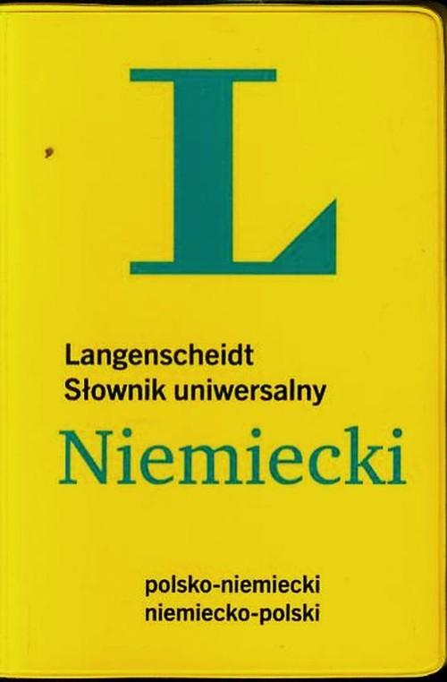Langenscheidt Słownik uniwersalny niemiecki - Krzemiński Piotr, Levin-Steinmann Anke