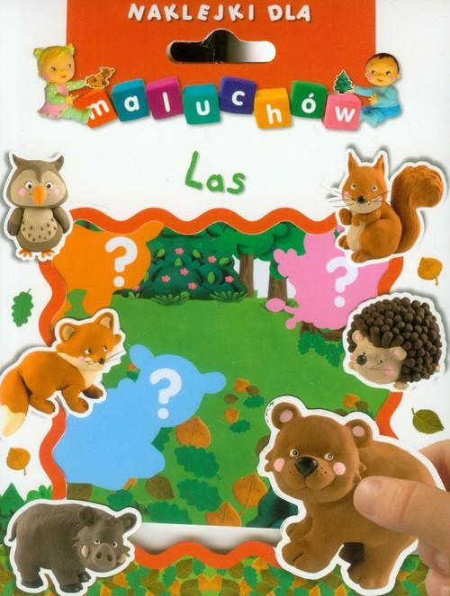 Naklejki dla maluchów Las - brak