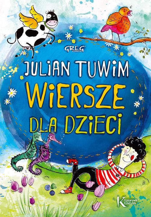 Wiersze dla dzieci - Tuwim Julian