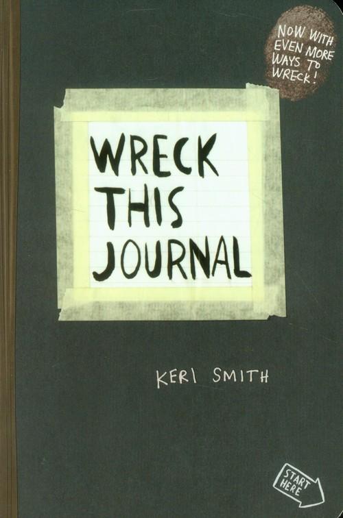 Wreck This Journal - Smith Keri