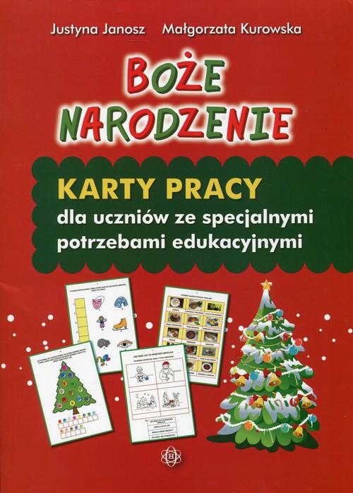 Boże Narodzenie - Janosz Justyna, Kurowska Małgorzata