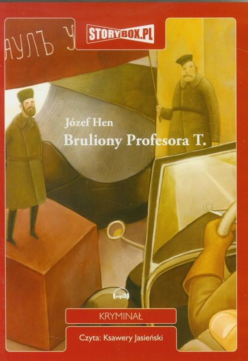 AUDIOBOOK Bruliony Profesora T. - Hen Józef