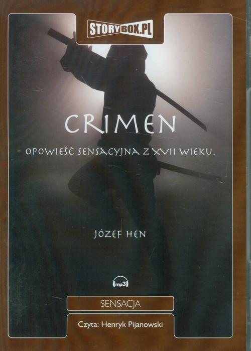 AUDIOBOOK Crimen - Hen Józef