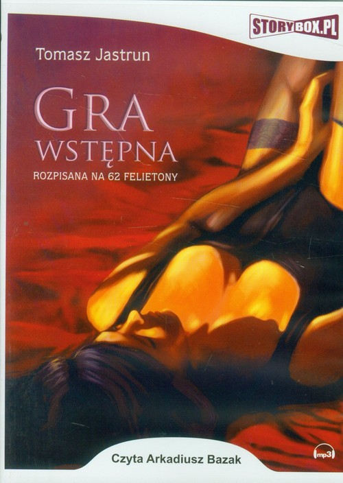 AUDIOBOOK Gra Wstępna - Jastrun Tomasz