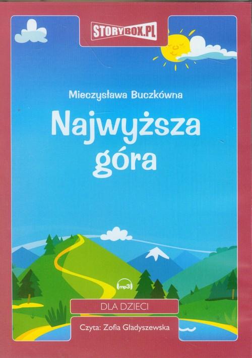 AUDIOBOOK Najwyższa góra - Buczkówna Mieczysława