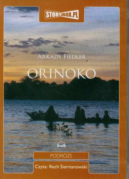 AUDIOBOOK Orinoko - Fiedler Arkady