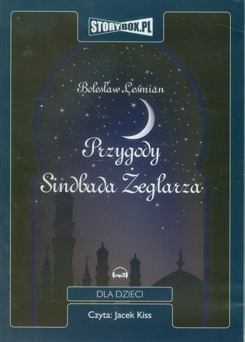 AUDIOBOOK Przygody Sindbada Żeglarza - Leśmian Bolesław