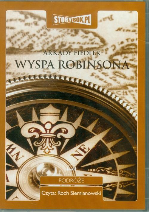 AUDIOBOOK Wyspa Robinsona - Fiedler Arkady