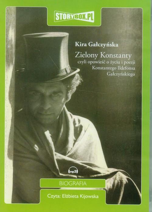 AUDIOBOOK Zielony Konstanty - Gałczyńska Kira