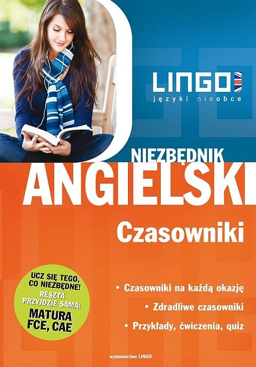 Niezbędnik angielski Czasowniki - Treger Anna