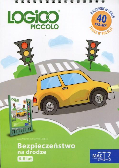 Logico Piccolo 6-8 lat Bezpieczeństwo na drodze - brak