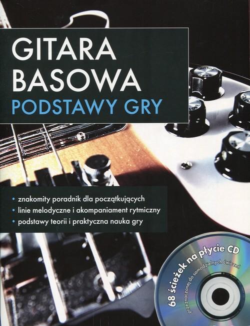 Gitara basowa Podstawy gry z płytą CD - brak