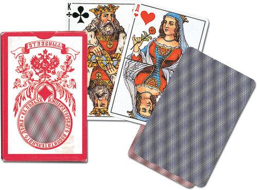 Karty do gry Piatnik 1 talia Rosyjskie - standardowe - Piatnik