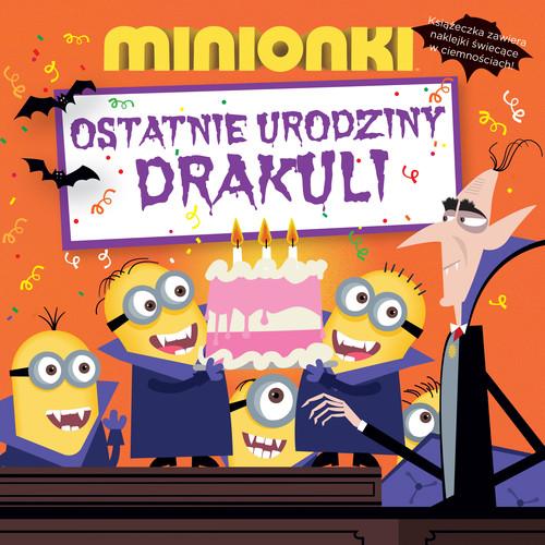 Minionki Ostatnie urodziny Draculi - Praca zbiorowa