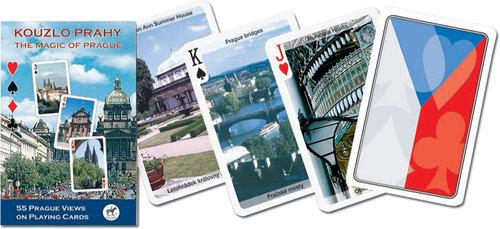 Karty do gry Piatnik 1 talia, Praga - Piatnik