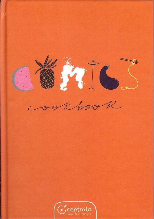 Comics cookbook - brak