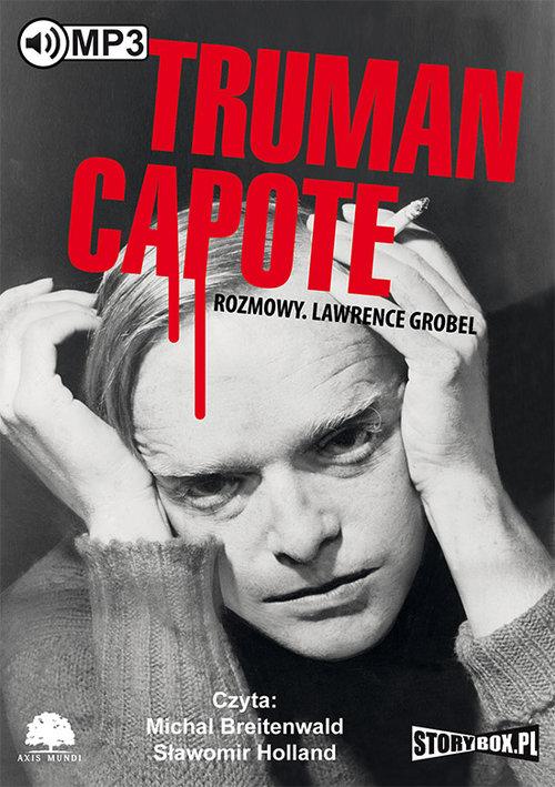 AUDIOBOOK Truman Capote Rozmowy - Grobel Lawrence