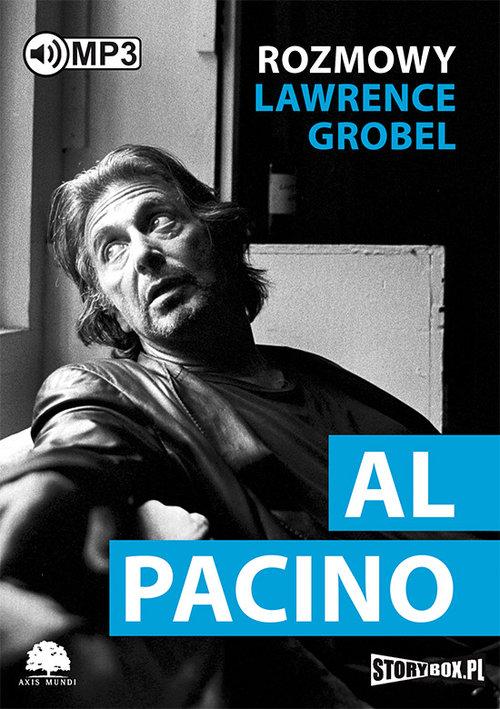 AUDIOBOOK Al Pacino Rozmowy - Grobel Lawrence